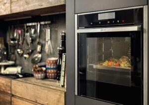 Cocción al vapor - Cocinas en Vilanova i la Getrú - Auró Cocinas - NEFF