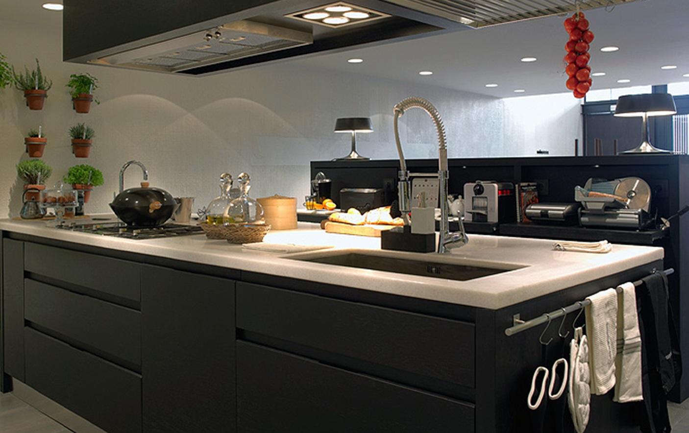 Cocinas industriales - Muebles de cocina - Auró Kitchens