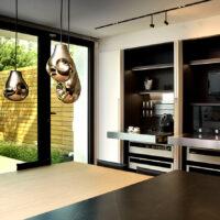 Diseño de cocinas en Barcelona - Cocinas luminosas con frentes abiertos