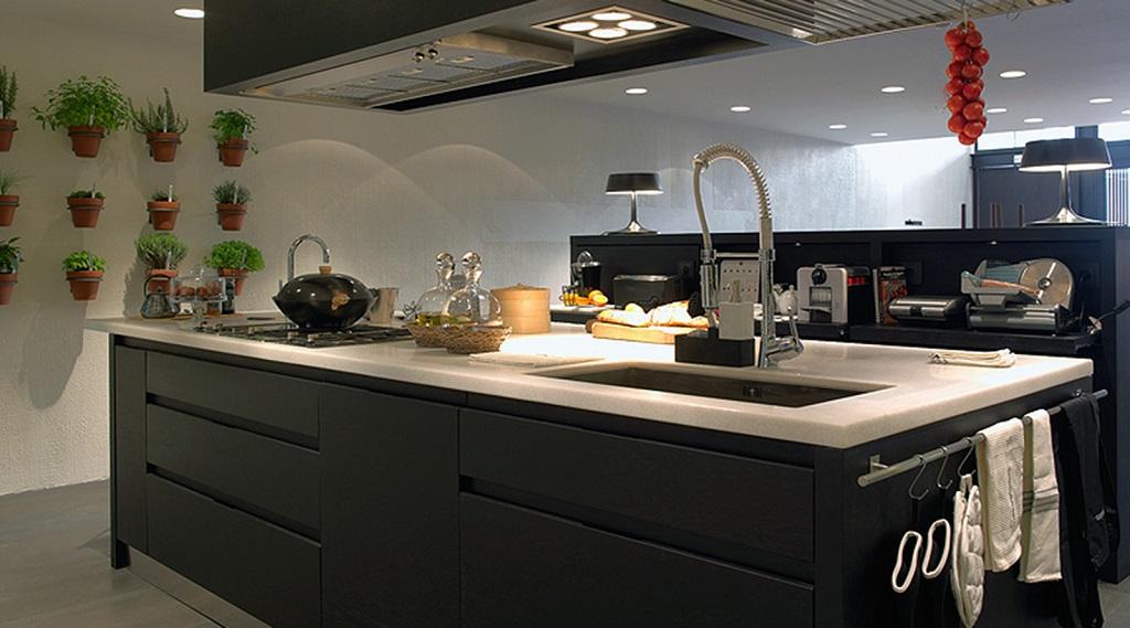 Principales ventajas de una cocina con isla