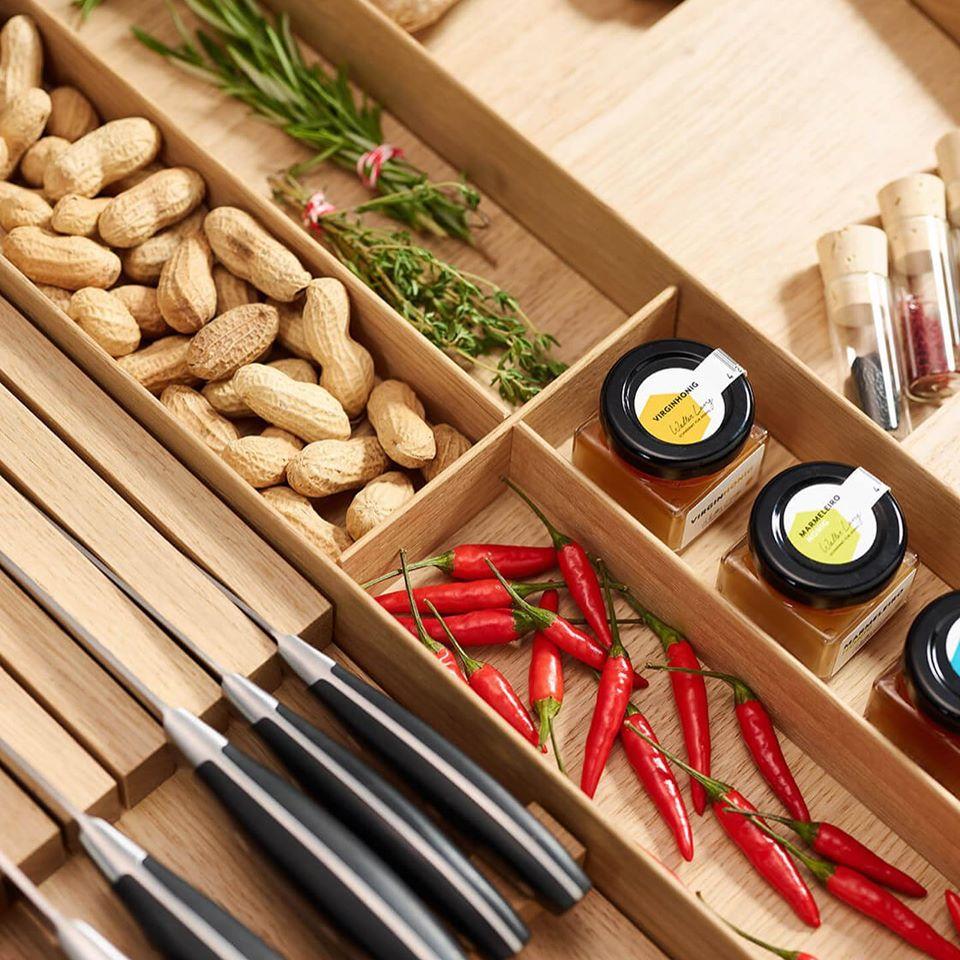 Orden en la cocina: cómo conseguirlo