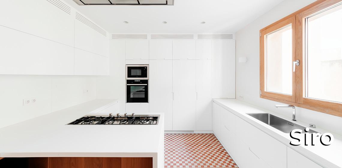 Cocinas de diseño en Barcelona - Auró Cocinas